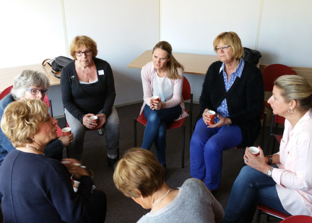 Vrijwilligersworkshop Gastvrouw Tuinieren