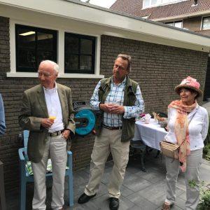 Bezoek Nieuwe Achtertuin Van C'est La Vie-Huis