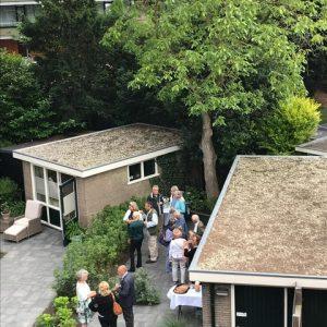 Nieuwe Achtertuin Van C'est La Vie-Huis
